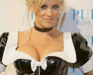 Thumb for The 25 Greatest Moments in Celebrity Cleavage
