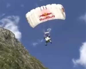 Base Jumping in New Zealand