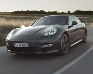 Thumb for Porsche Panamera Turbo S