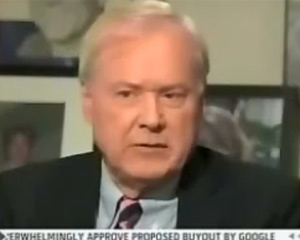 Thumb for Looks Like Chris Matthews is a Racist