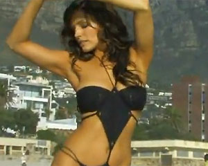 Thumb for Kelly Brook in South Africa