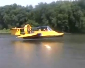 Thumb for Hovercraft - UH-18SPW Hoverwing