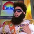 The Dictator on Morning TV