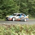 Rally Driver's Close Call