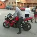 Motorcycle Douchebag