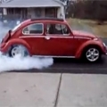 Thumb for 1966 vw burnout