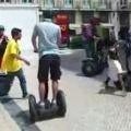 How Not to Ride a Segway