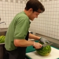 Watermelon in 30 seconds or less