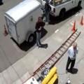 Freak Accident Almost Kills Volunteer
