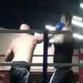 Boxing Official Picks Up And Body Slams Fighter
