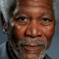 Amazing Morgan Freeman Portrait