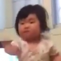 Thumb for What a dance by a chubby Korean baby!