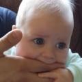 Burglurglrgulrgl baby babble
