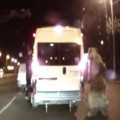 Russian Road Rage Surprise