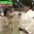 Reporter Gets Taken Out By Judo Master