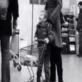 Guy Owns Annoying Kid In Checkout Line