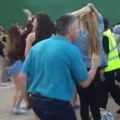 Dad nails classic dance moves