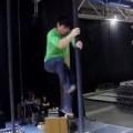 Chinese Acrobat Has Insane Skills