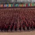 Kung fu Academy, China