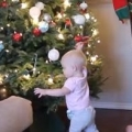 Christmas With A Baby Is Adorably Difficult