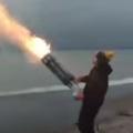 Roman Candle Minigun