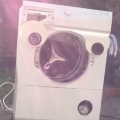 Attack of the googly-eyed washing machine