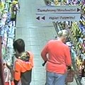 Camera Captures Teen Stealing From Old Woman