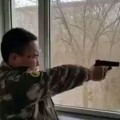 How North Koreans Shoot Guns