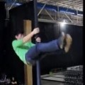 Chinese Acrobat Has Insane Skills