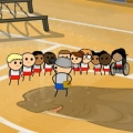 Gym Class - Cyanide & Happiness Shorts