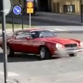 Instant Karma For Muscle Car Showoff