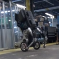 Thumb for Amazing Demonstration Of Boston Dynamics Robot Handle