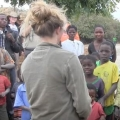 Thumb for African Children First Time to Hear Fiddle Music