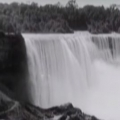 Spectacular Footage of the 1954 Niagara Falls Collapse