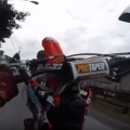 Epic Wheelie Fail