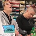 Store clerks nodding off on opiates