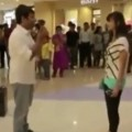 Proposal Gets Shut Down by Fierce Girlfriend