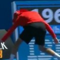 Ball Boy Gets Hit In The Crotch By A 120 MPH