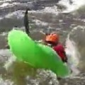 Whirlpool Swallows A Kayaker Whole