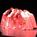 Russian Folk Dancers Appear to be Floating in the Air