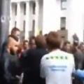 Ukrainian Mob Tosses Corrupt Politician Into Dumpster