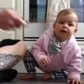 Baby Has Infectious Laugh