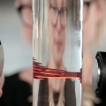 Mesmerizing ferrofluid displays