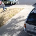 Package Thief Gets A Taste Of His Own Medicine