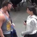 Girl's Honest Reaction To Her Boyfriend Caught Cheating