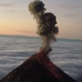 Volcanic Eruption Caught On Camera