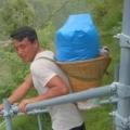 Climbing Sichuan's insane mountain ladder