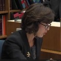 Woman Loves Saying 'Vagina' In Court