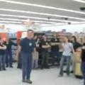 Extremely Cringeworthy Walmart Chant
