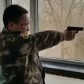 How North Koreans Shoot Guns